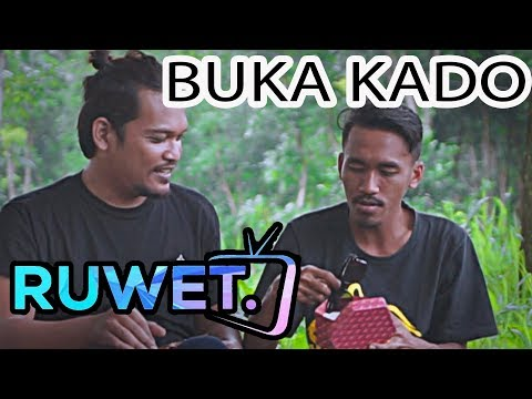 RUWET TV BUKA KADO