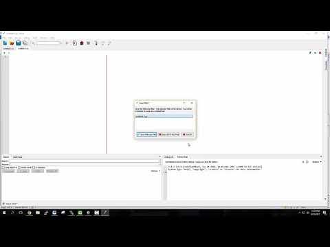 First Python Program in WingIDE