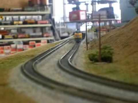 UP Coal on the: Colorado Springs Power 1980's Layout