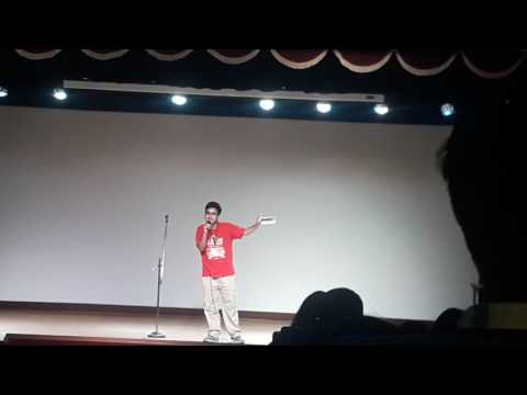 Shit People Do In Law Schools - Stand Up Comedy