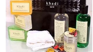 Amazon khadi spa kit