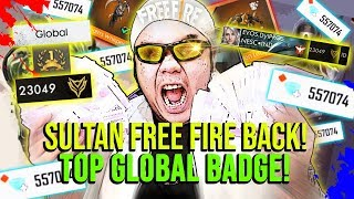 [11.66 MB] SULTAN ABISIN TOTAL 300 JUTA BUAT TOP GLOBAL BADGE INDONESIA! - Free Fire Indonesia #117