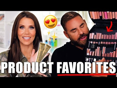 SCOTT BARNES | Celebrity Makeup Artist Favorites