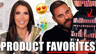 Смотреть SCOTT BARNES | Celebrity Makeup Artist Favorites онлайн
