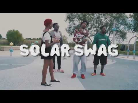 SOLAR SWAG - Maxo Trill (official dance video) #woah shot by @IATESWAG
