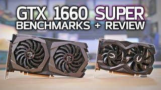 GTX 1660 SUPER Benchmarks vs RX 590, RX 5700 and RTX 2060