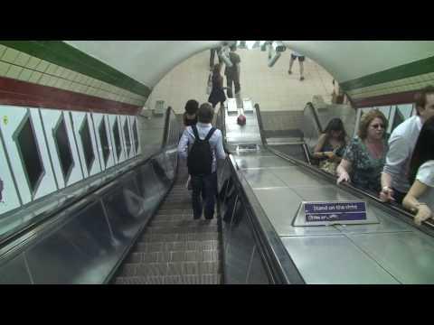 London - June 2008 - London Underground Walk