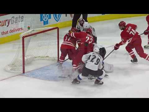 Colorado Avalanche vs Carolina Hurricanes - February 17, 2017 | Game Highlights | NHL 2016/17