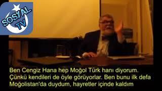 Cengiz HAN'ın ve Moğolların TÜRK Olduğunun Kanıtı Celal Şengör Anlatıyor.
