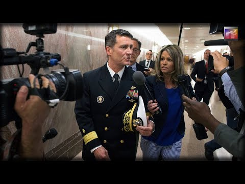 OMG! Ronny Jackson's confirmation hearing indefinitely delayed over possible 'improper conduct'