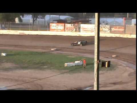 IMCA Sportmod Heat 2 Seymour Speedway 8/16/15