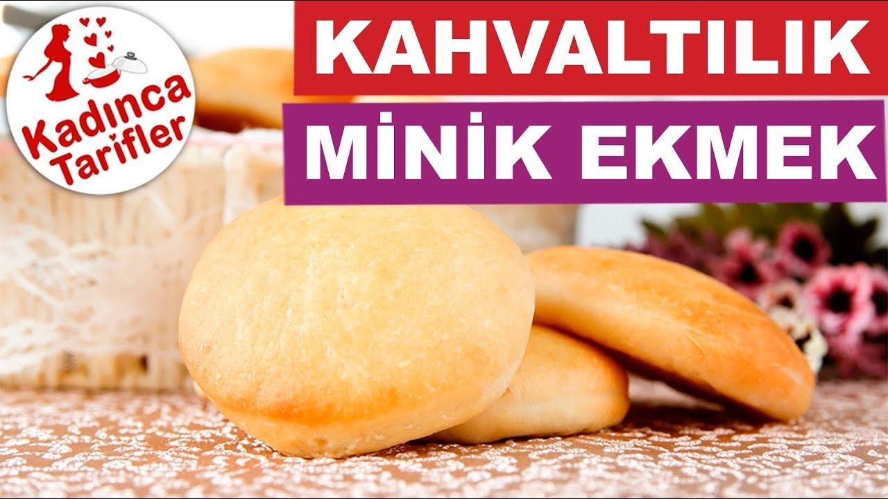 Mini Somun Ekmek Tarifi Videosu