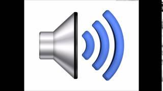 ALLAHU AKBAR Sound Effect [Download link]