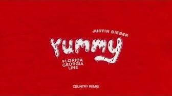 Justin Bieber, Florida Georgia Line - Yummy (Country Remix)