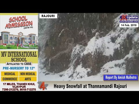 Jammu Kashmir News Round Up 14  Feb 2018