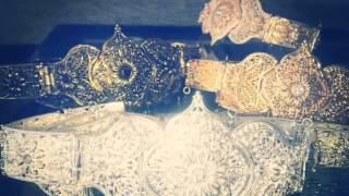 Кавказские свадебные аксессуары