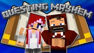 """NICE NETHER!"" QUESTING MAYHEM w/HEATHER #9"