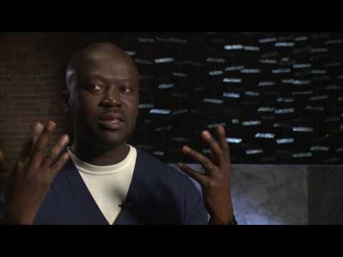 David Adjaye at MIT: Interview at Eero Saarinen's MIT Chapel