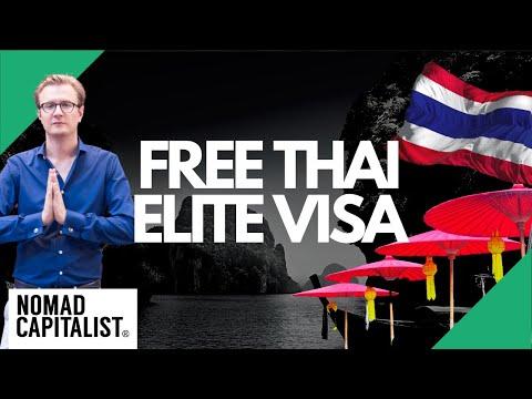 Free Thailand Elite Visas for Real Estate Investors