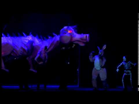 Shrek The Musical The Dragon S Keep Stagecrafters Youtube