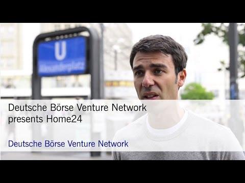 Deutsche Börse Venture Network presents Home24