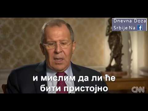 Sergey Lavrov - Thug Life