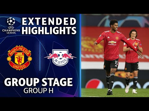 Manchester United vs. RB Leipzig: Extended Highlights | UCL on CBS Sports