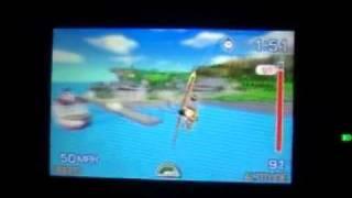 Pilotwings Resort gameplay