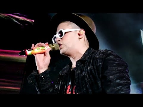 Bad Bunny - Chambea (Live on the Honda Stage at Latin Music Week)