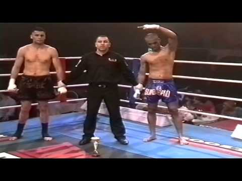 Atik Askarzadeh Amsterdam Fight Club World Title 2010 highlights