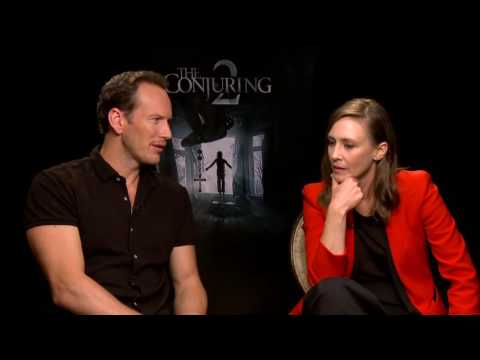 The Conjuring 2: Vera Farmiga & Patrick Wilson  Movie