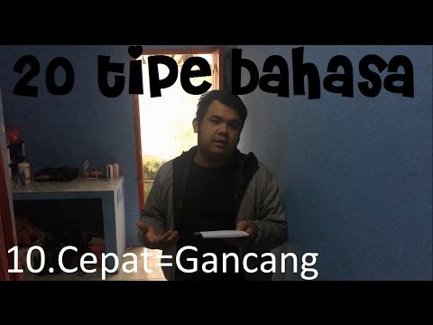 20 TIPE - TIPE BAHASA PALEMBANG #GOODPEOPLE