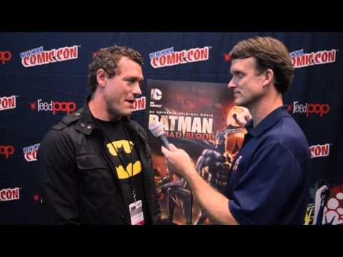 Jason O'Mara   Batman in Batman: Bad Blood