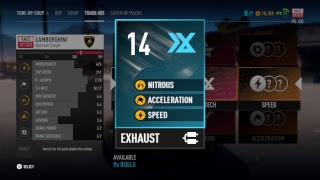 NFS payback (getting stuff done)
