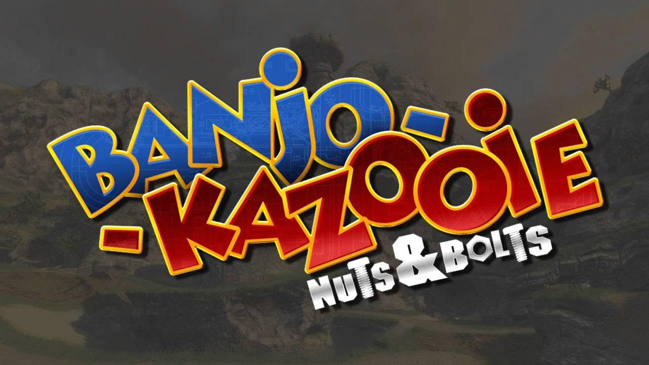 Title Screen - Banjo-Kazooie: Nuts & Bolts [OST]