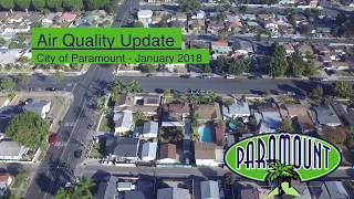 Paramount Produces Air Quality Update Video (short)