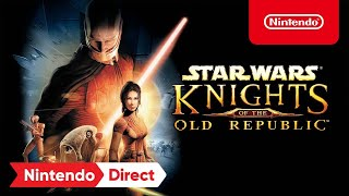 STAR WARS: Knights of the Old Republic – Announcement Trailer – Nintendo Switch
