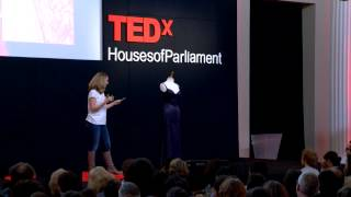 Democratising Fashion: Anna Reynolds  at TEDxHousesofParliament