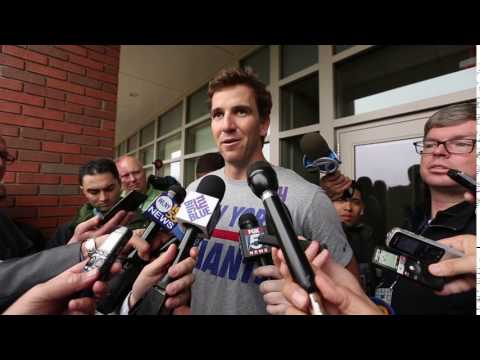 Eli Manning: 'It definitely makes me angry'