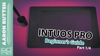 Wacom INTUOS PRO Tutorial -  Features & Specs [Part 1/4]