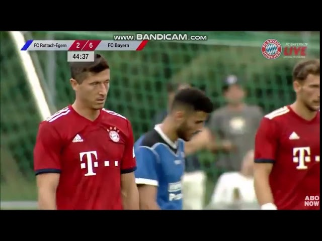 FC Rottach-Egern vs Bayern Munich Highlights (2-20) ?????? ????? ????