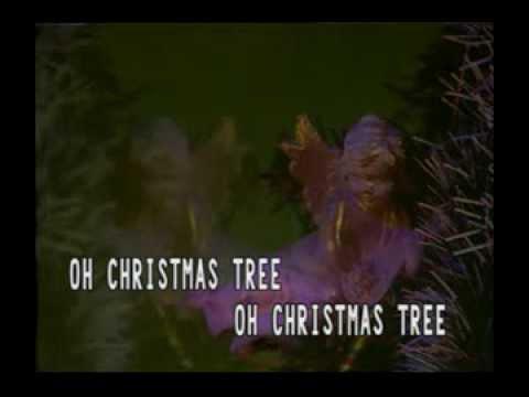 Christmas Karaoke Song (Oh Christmas Tree)