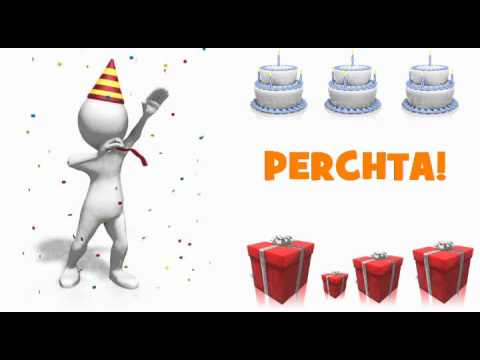 HAPPY BIRTHDAY PERCHTA!