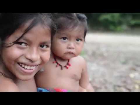 Travel: Panama, Village of Embera Puru
