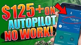 🔥new hack to make money online 2020 - no work! ($125 on autopilot!)