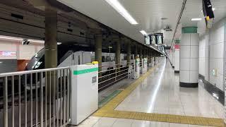 JR成田線(空港支線)空港第2ビル駅15時41分着4213F成田空港駅行き入線発車。