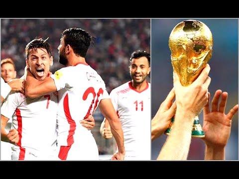 En Direct  Live Streaming : Tunisie coupe du monde 2018
