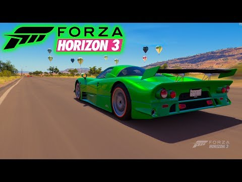Forza Horizon 3 Live! Vans And Utility! Open Lobbies With VIP Spots!