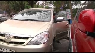 (VTC14)_Chỉ 25% người dùng xe hơi thắt dây an toàn