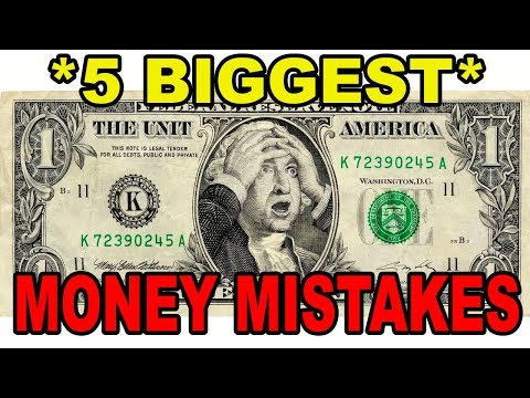 Avoid These Money Mistakes In Minutes